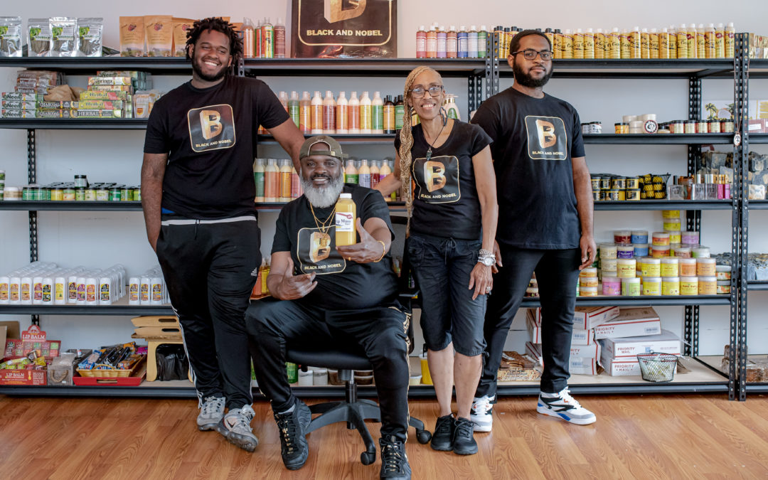 Black Owned Businesses on South Street