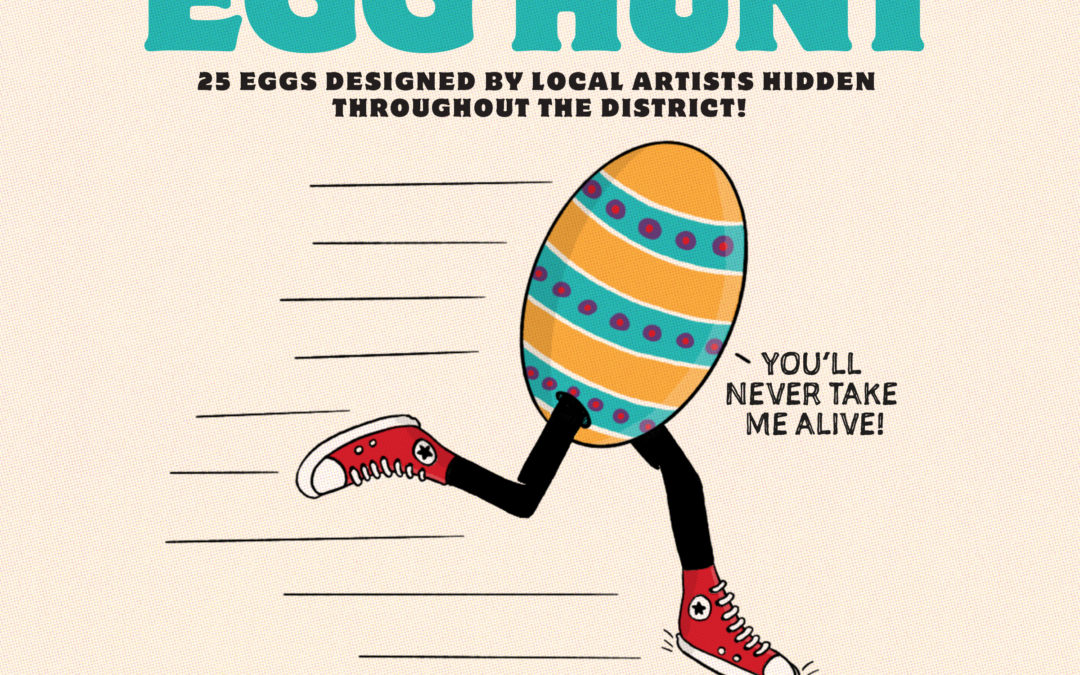 South Street Egg Hunt 2021