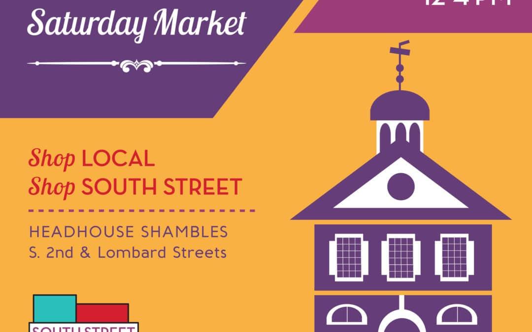 Shambles Saturday Market: April 10th