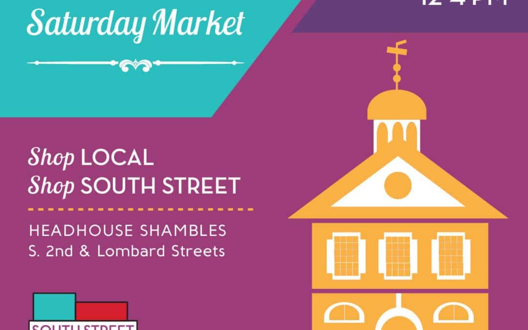 Shambles Saturday Market: May 8th