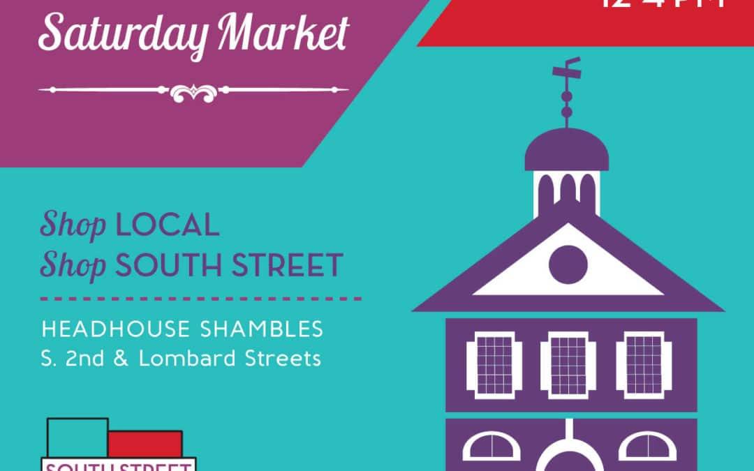 Shambles Saturday Market: June 12th