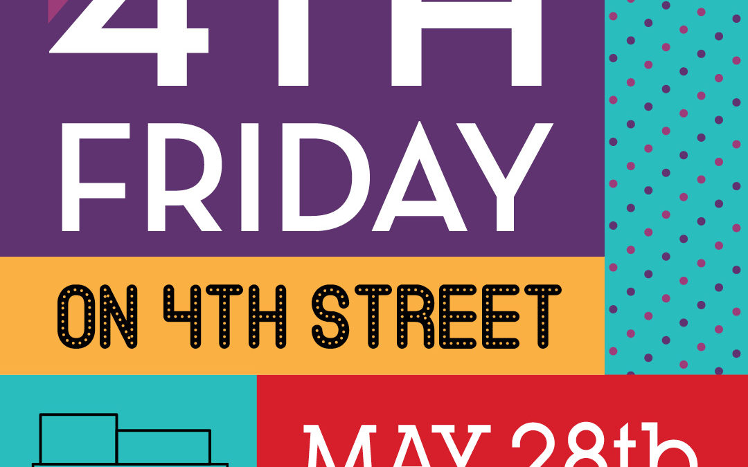 4th Friday on Fabric Row: May 28th