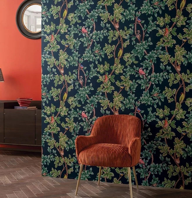 """The Philadelphia Inquirer: """"Wallpaper, used strategically, remains popular in Philly area homes"""" [PRESS]"""