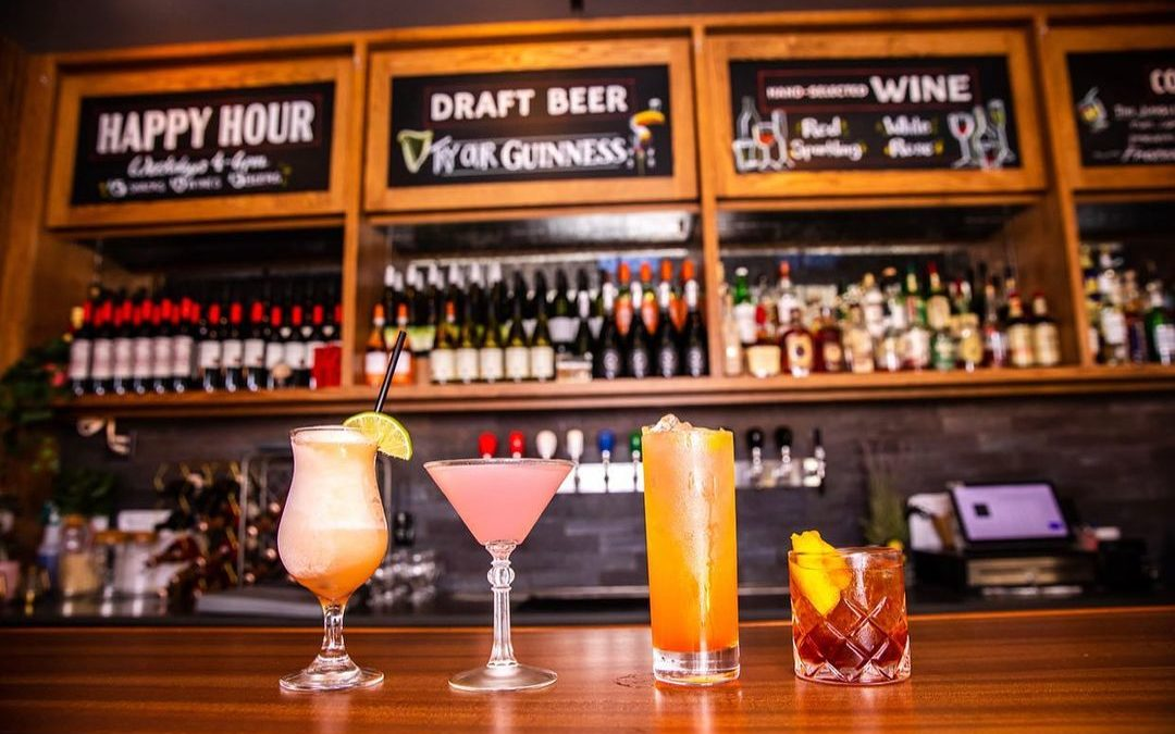 Top 6 Happy Hours in Philly — [ABC 6: PRESS]