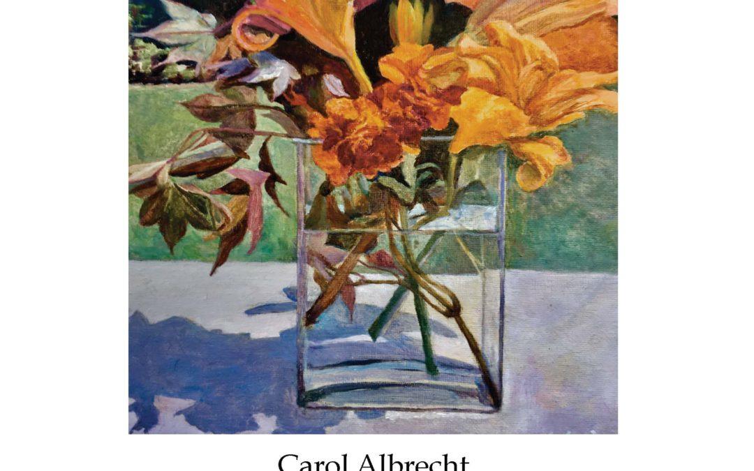 "Carol Albrecht ""Mums & More"" — 3rd Street Gallery"