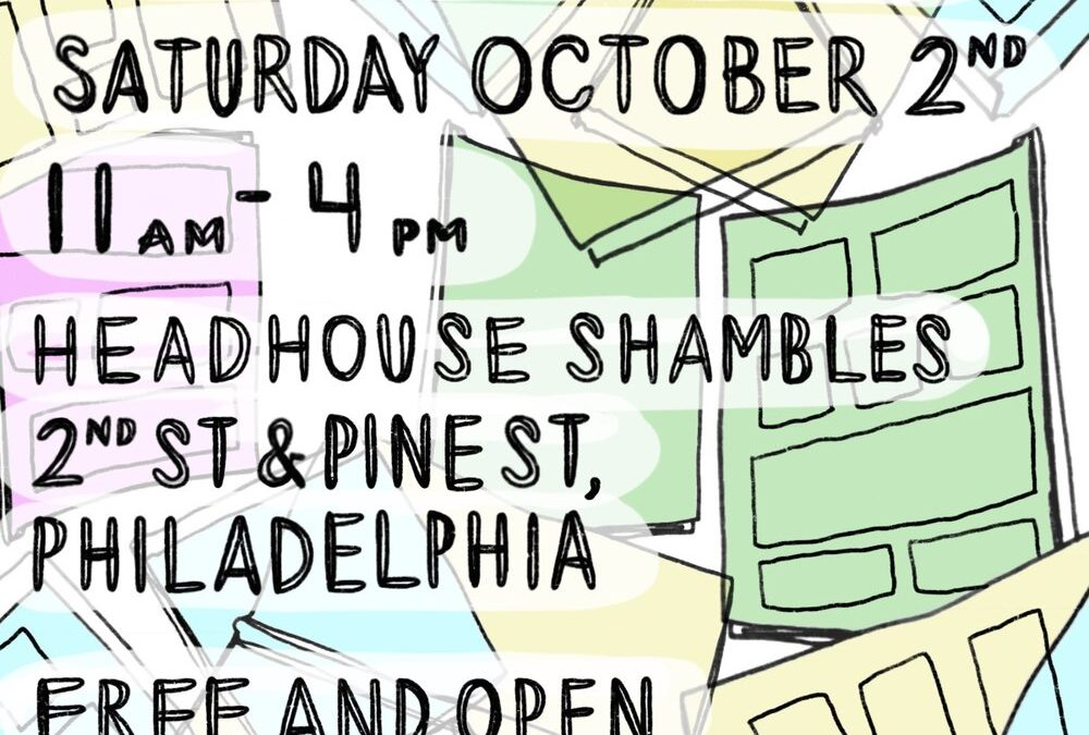 Philly Comics Expo — Presented by Partner and Sons