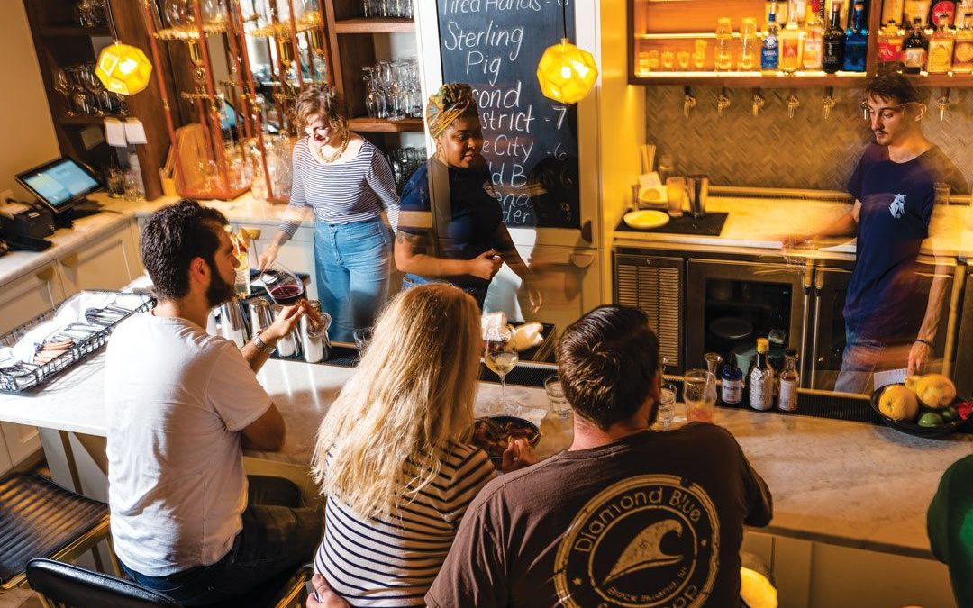 The Ultimate Guide to All the Best Bars in Philadelphia — [Philadelphia Magazine: PRESS]